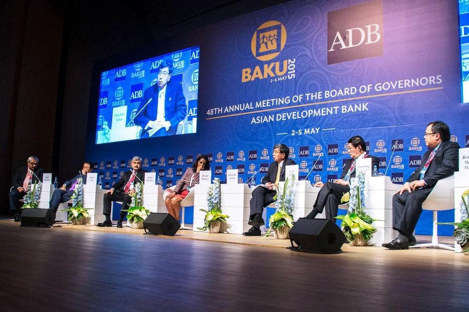 ADB BAKU 2015